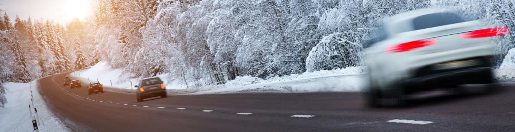 Winterbanden tips bij winterweer